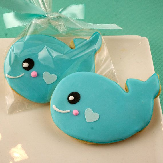 Hey, I found this really awesome Etsy listing at https://www.etsy.com/listing/183557690/whale-sugar-cookie-favors-12-cookies