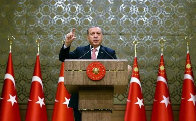 President Recep Erdogan Says Turkey Will 'Fight Terrorism To The End' #president #recep #erdogan #turkey #fight #terrorism