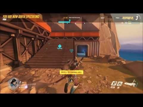 Pharah - One Videos One Hero - Gameplay - Overwatch