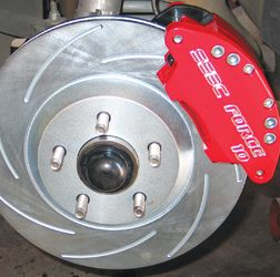 The unique designs and testing methods of SSBC brakes have raise the standard of automotive aftermarket. The stainless steel brakes for SUVs, sports car, trucks, late model performance cars, classic muscle cars and street rods. You can buy these power brakes from edelbrock supercharger.