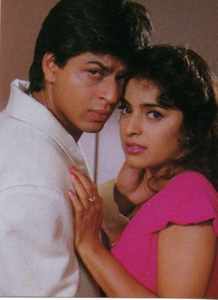 Shahrukh and Juhi - Ram Jaane (1995)