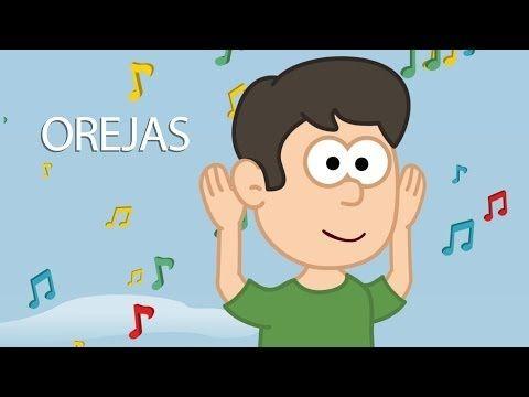 Toobys - Canciones infantiles - Canción de la cara - YouTube: Body Parts