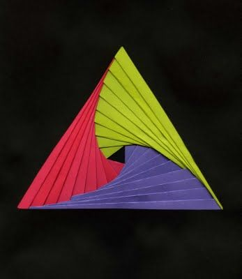 1000 images about paper iris folding on pinterest iris for Paper folding art projects
