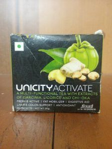 Activate by unicity sold by TWF