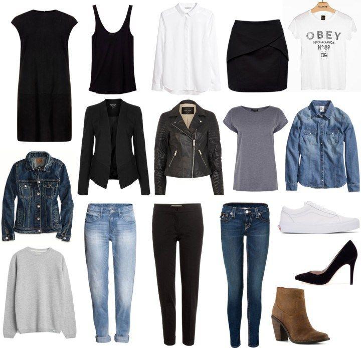 Fundamentals: les essentiels de la garde-robe