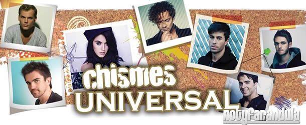 Chismes Universal de la semana del 30 de Abril, con noticias cortas de : Marco Antonio Solis, Justin Bieber, Jessie J, Juan Magán y más. Entérate aquí