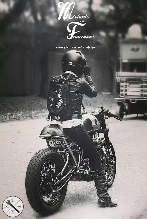 motorcycle - cafe racer - lifestyle - accesories - motards à la française - clothing - vêtements custom lifestyle - tee shirt motard - tee shirt biker - sweat mode - handmade - MALF -https://www.facebook.com/pages/Motards-à-La-Française