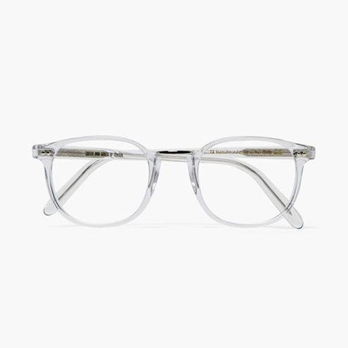 stxxz: Cutler & Gross Clear Optical Frames