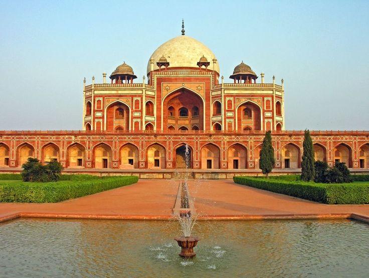 Humayun's Tomb, Delhi, India | 1,000,000 Places