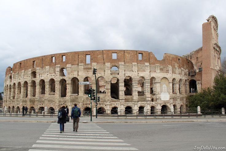 Kolosseum Rom Travelblog Reiseblog Hyyperlic.com