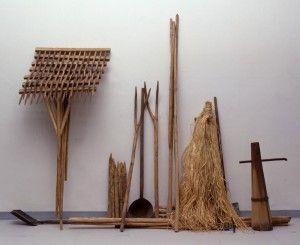Pino Pascali, Farm Tools (1968)