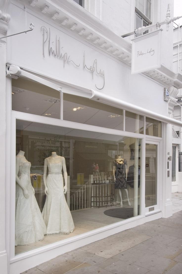 148 best bridal shop interior images on pinterest bridal shops 48 fulham road chelsea london sw3 6hh phillipalepley junglespirit Images
