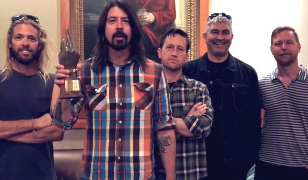 Foo Fighters será uno de los artistas principales de Glastonbury 2015
