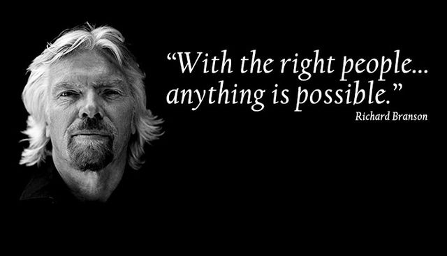 Learn what you need to change in order to become as successful as Richard Branson