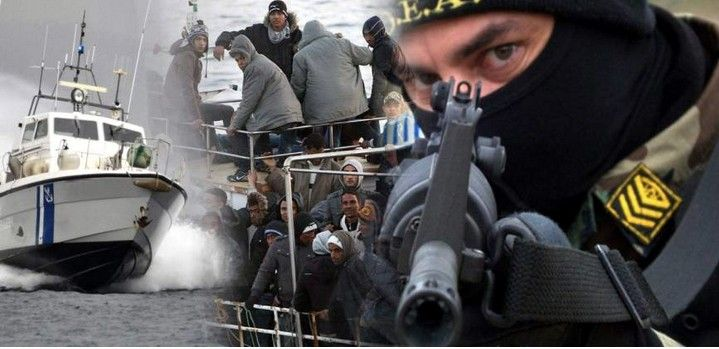 eleutheriaellinesnet: Καταδίωξη δουλεμπορικού στην Κώ από το Λιμενικό με...