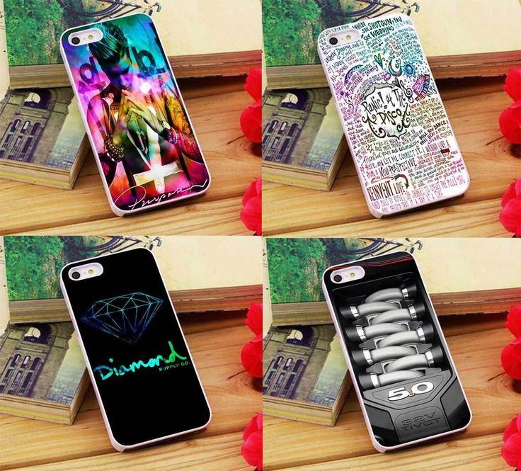 Justin Bieber Diamond Supply Panic Ford Mustang Engine iPhone 4 5 6 6s Case  #UnbrandedGeneric