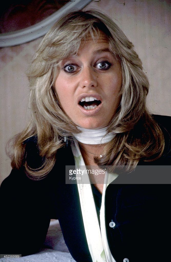 English actress Susan George in London, 1970s. Description from gettyimages.com.au. I searched for this on bing.com/images