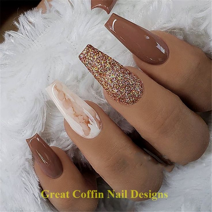 35 + 2019 Hot Fashion Sarg Nagel Trend Ideen – Coffin Nails