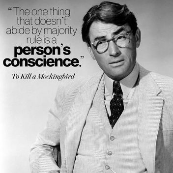 11 To Kill a Mockingbird Quotes That Are Words to Live By: Glamour.com