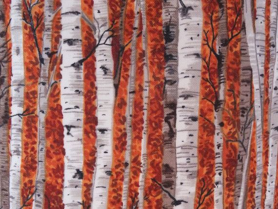 This shade is made with pure cotton fabric and features a stunning silver birch print on an orange background. It would make a gorgeous reading light, or can be hung as a ceiling shade. This unusual shade looks fantastic when lit up.  A diffuser can be used in a ceiling-hung shade to prevent glare from the bulb. Available to buy separately here: https://www.etsy.com/listing/232485646/translucent-diffuser-for-ceiling?ref=shop_home_active_1  If you would like a small free sample of fabric to…