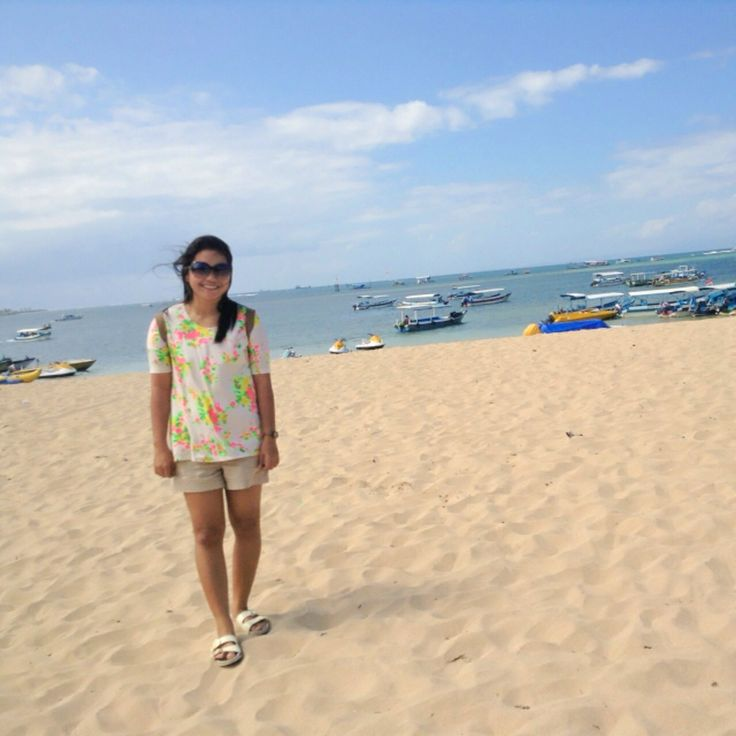 Tanjung Benoa beach, Bali