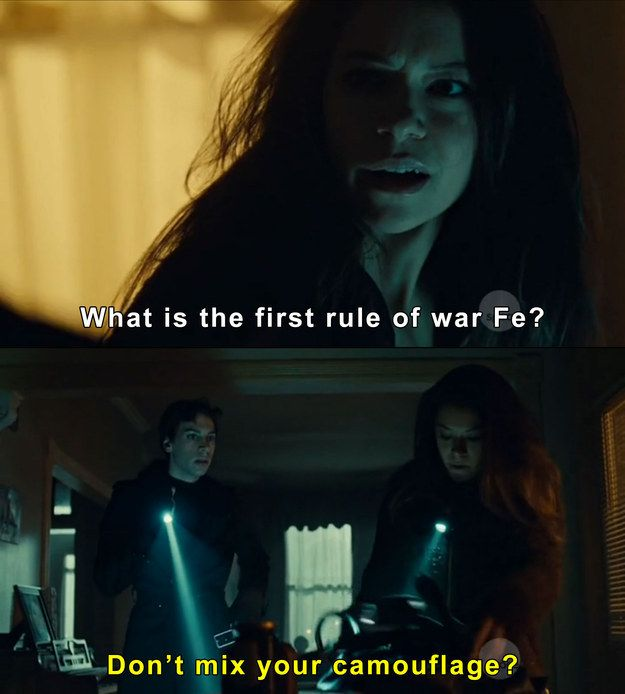 """When he had his priorities straight. 