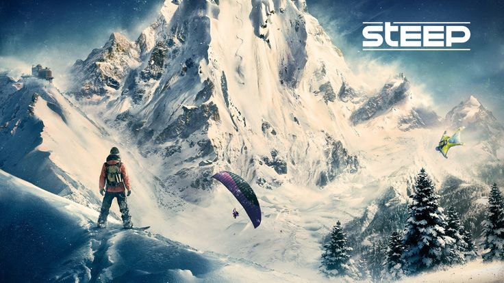 steep game 4k Widescreen