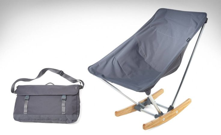 """Portable Rocking-Chair: """"Evrgrn"""" http://bestdesignideas.com/portable-rocking-chair"""