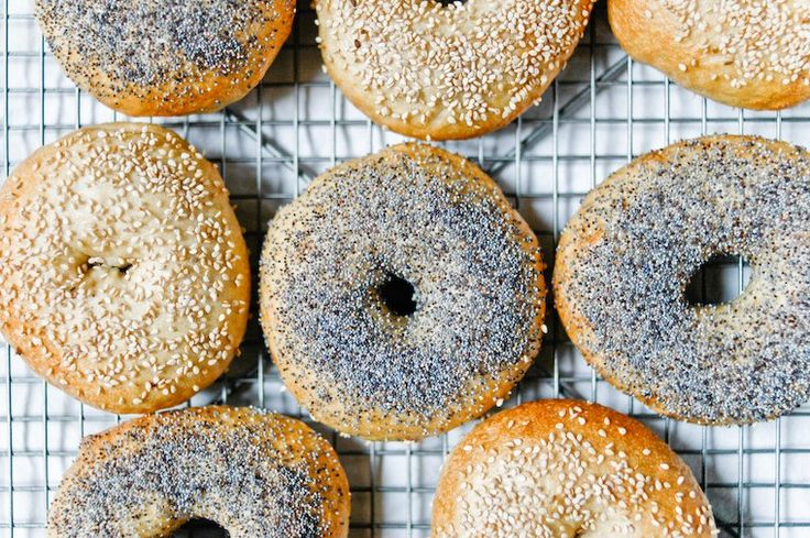 This detailed step-by-step recipe for homemade sourdough bagels makes fabulous New York style bagels, with lots of flavor and the perfect chewy texture.