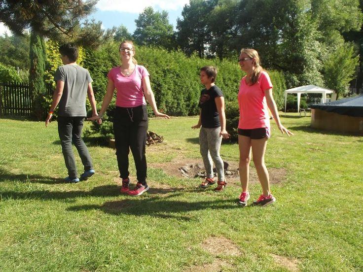 tábor s angličtinou pro dospělé
