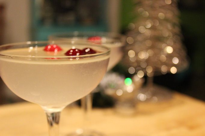 White Cranberry Martini 5