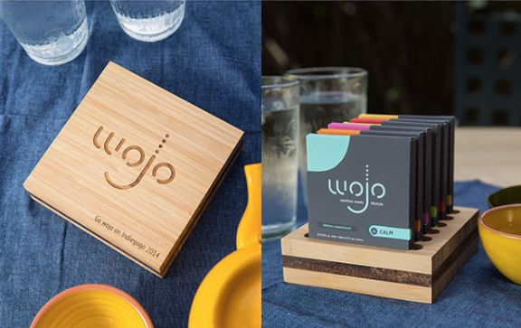 Check out the limited-edition wojo campaign bamboo trivet designed exclusively by Plywerk!