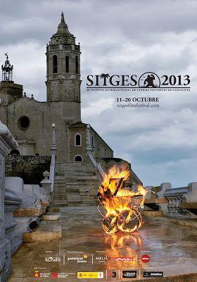 Sitges Film Festival 2013  #cinema #poster #festival #film