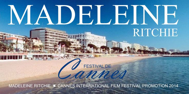 Madeleine Ritchie Beauty: Cannes