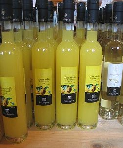 How to make bottles of Limoncello   Lemons, 100 Proof Vodka or Everclear, Sugar and Water