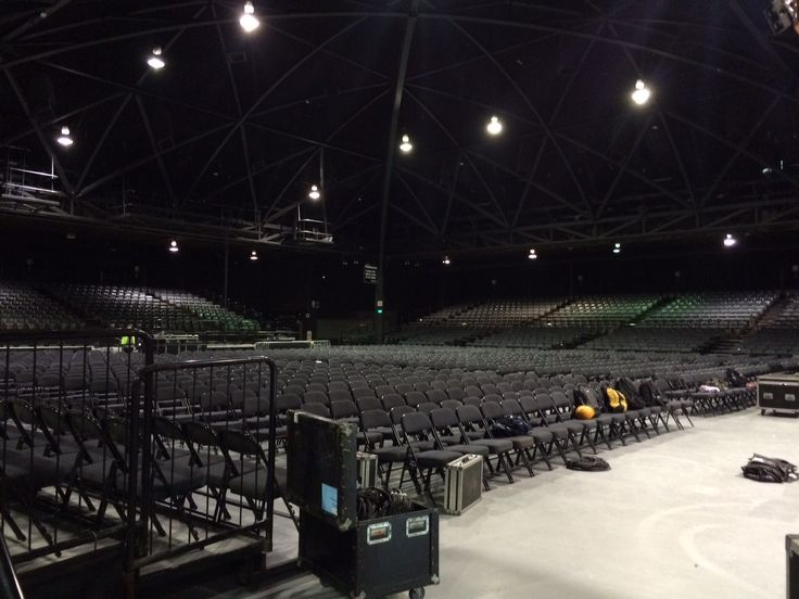 Our events team are working hard over at the Hordern Pavilion in preparation of tomorrow's National Achievers Congress. One sleep to go until ‪#‎NAC15‬!  More info: http://bit.ly/nac_pin