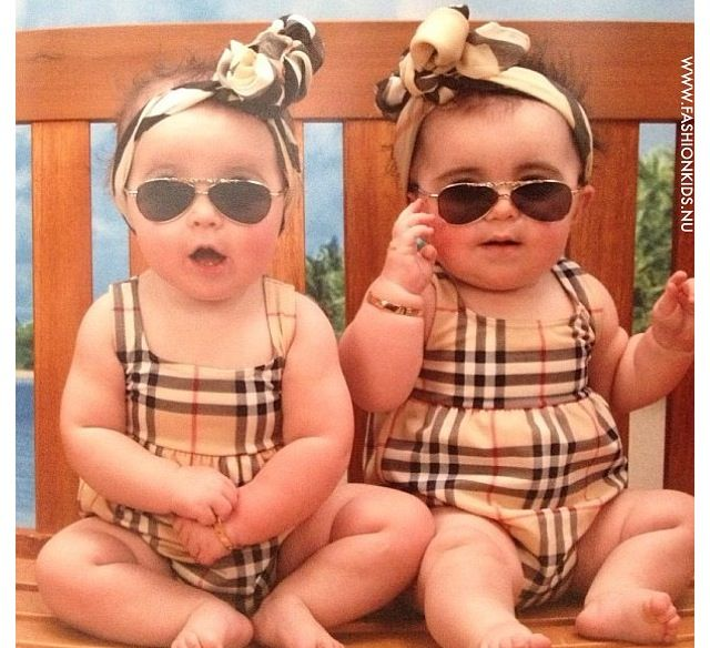 burberry baby girls-- Too cute, Need another little girl!!