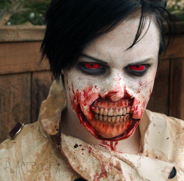 dr delirium by placebofxdeviantartcom on deviantart zombie makeupfx makeuphalloween - Zombies Pictures For Halloween