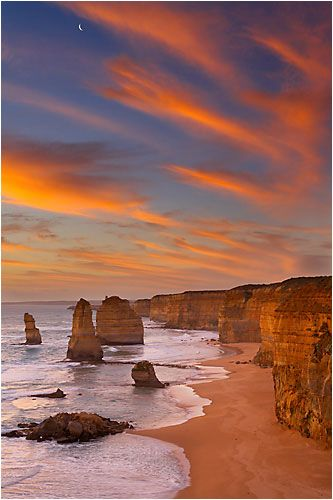 The Twelve Apostles, Great Ocean Road, #Victoria, Australia #Luxury #Travel Gateway   VIPsAccess.com