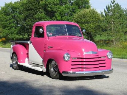 1948 chevy 3100 pick up truck