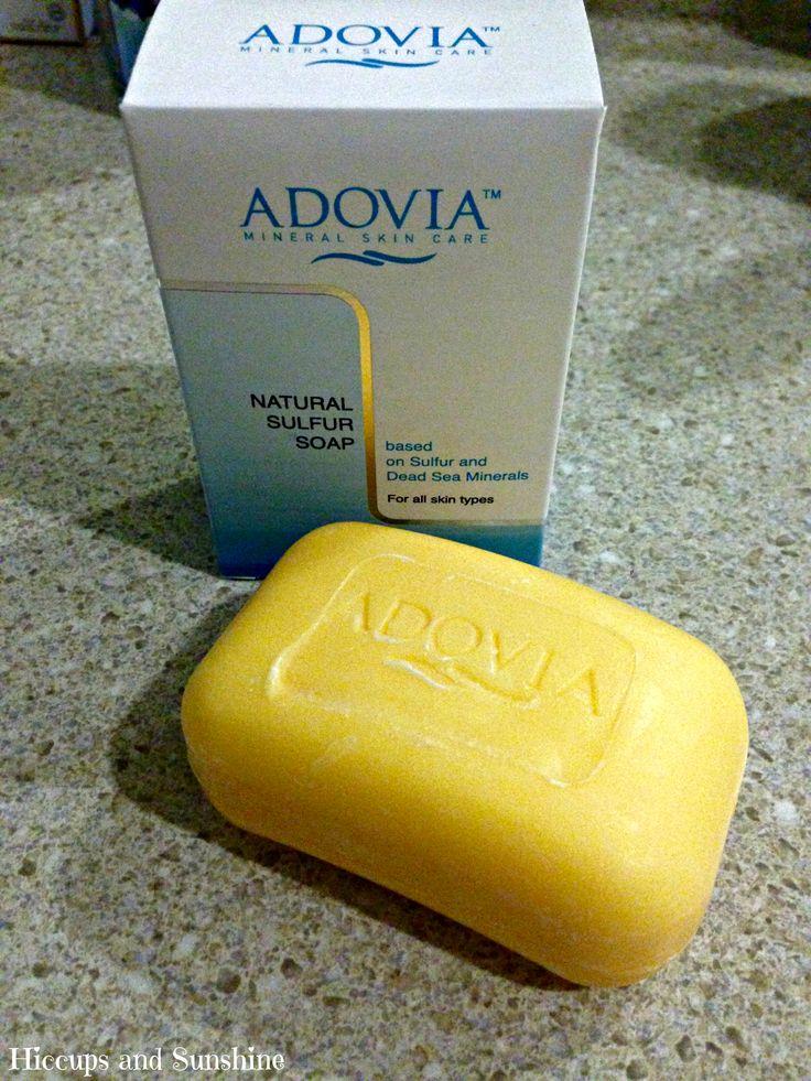 Adovia Natural Sulfur Soap