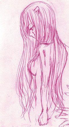 Lucy, Elfen Lied