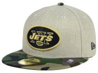 Find the New York Jets New Era Tan/WoodlandCamo New Era NFL Oatwood 59FIFTY Cap & other NFL Gear at Lids.com. From fashion to fan styles, Lids.com has you covered with exclusive gear from your favorite teams.