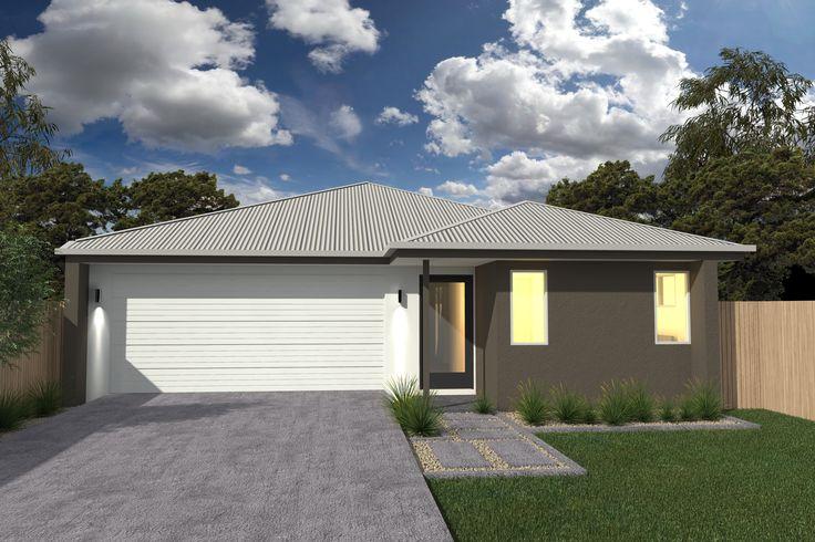 Costa Home Designs  Sunshine Coast Home Builders  CIANO188 Classic Facade