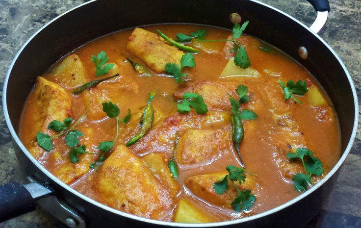 Tenga maach assamese sour fish curry favorite recipes for Assamese cuisine fish