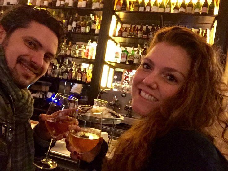 Ostriche e champagne per noi Roma città eterna!