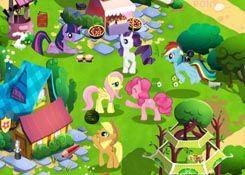 JuegosMyLittlePony.es - Juego: Objetos Ocultos - Jugar Online Gratis