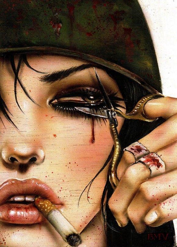 Artwork por Brian M. Viveros
