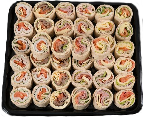 25 Best Ideas About Sandwich Platter On Pinterest Mini