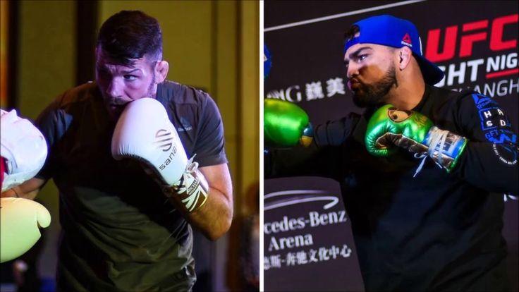 UFC Shanghai Live updates and round by round scoring - Daily News